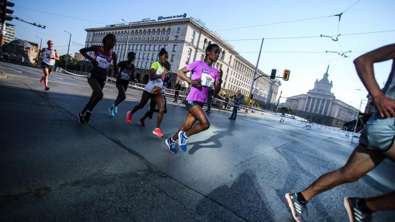 Хайелом Шегае от Етиопия спечели 36-ото издание на лекаотглетическия маратон