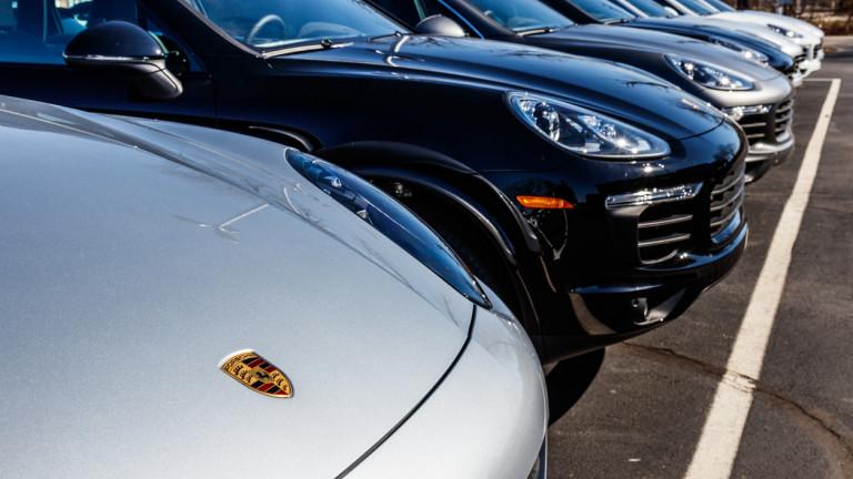 Porsche стана най-печелившата автомобилна компания в Европа