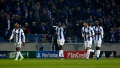 Порто си гарантира място в елиминационната фаза в Шампионската лига след бой над Монако
