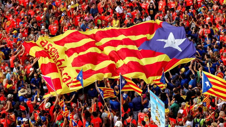 Противниците на отделянето на Каталуния от Испания са повече от