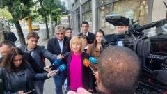 Манолова има волята да бори цените на тока и иска оставката на КЕВР
