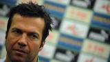 Матеус: Българският футбол не прогресира от 16 години
