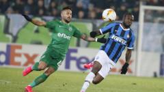 Лудогорец със запитване до УЕФА и Интер за ситуацията в Милано