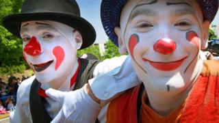 Неграмотен клоун се бори за място в бразилския парламент