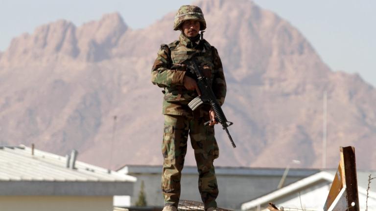 Помогнаха ли талибаните на САЩ да изпеят песента си?