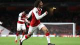 Мохамед Елнени подписа нов договор с Арсенал