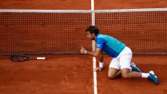 Стан Вавринка гледа към втора титла в Ролан Гарос след победа над Марин Чилич