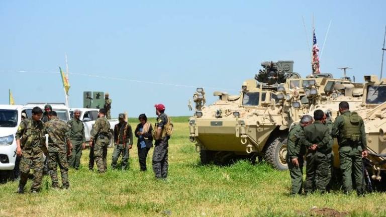 Сирийските кюрди спират боевете с ДАЕШ, ако Турция ги нападне
