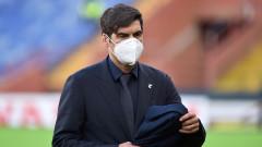 Треньорът на Рома също се оплака от програмата