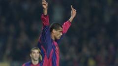 """Ривалдо: Искрено вярвам, че Меси вече направи достатъчно, за да заслужи """"Златната топка"""""""