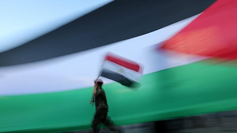 """От """"Хамас"""" обявиха началото на трета интифада"""