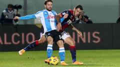 Наполи продължава по план след разгромна победа над Кротоне