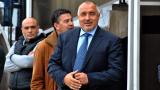 Бойко Борисов: Дано не се гаврят с ЦСКА