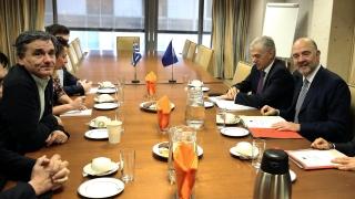 Гърция се надява ЕК да помогне в спора с кредиторите