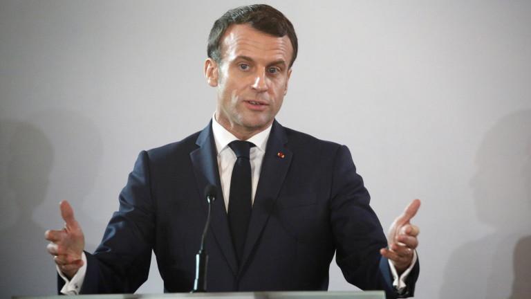 """Франция все още подкрепя """"една държава, две системи"""" за Хонконг"""