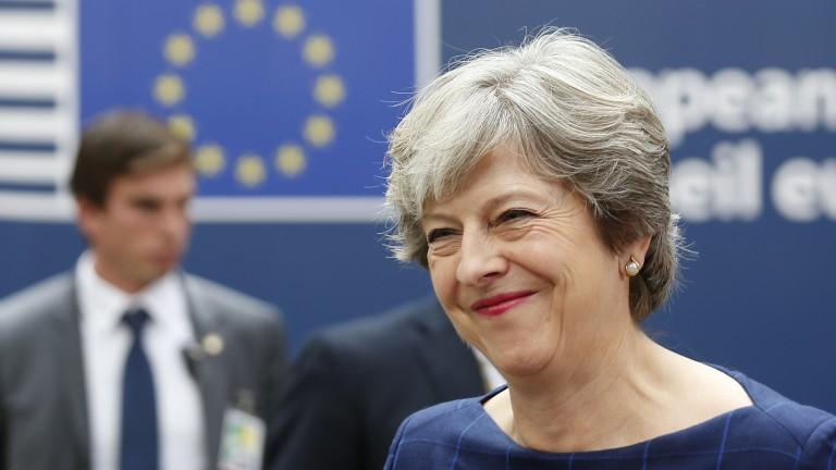 Отворено писмо на Тереза Мей до гражданите на ЕС
