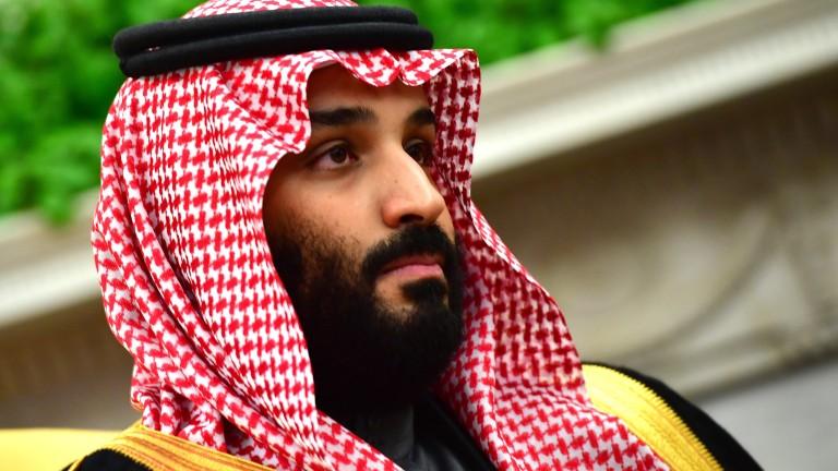 Принц Салман пое отговорност за убийството на Кашоги