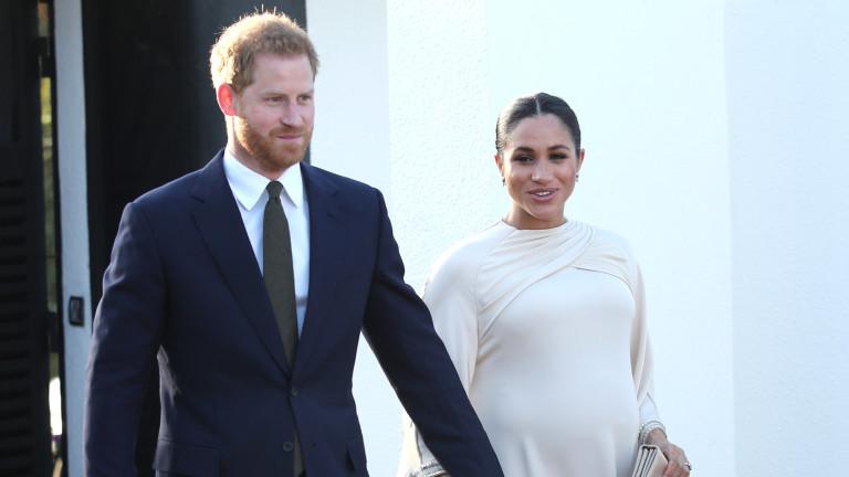 Истерията по новото кралско бебе