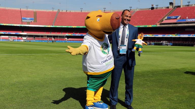 Легендата на Бразилия и световния футбол - Кафу смята, че
