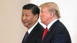 Тръмп и Си Дзинпин са в постоянен контакт