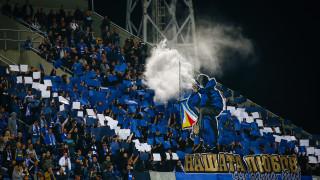 """""""Ултрас Левски"""" се противопостави на Боби Михайлов и компания, призова """"синьото"""" ръководство да направи същото"""
