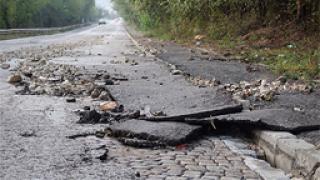 Разчистиха пътя София-Самоков