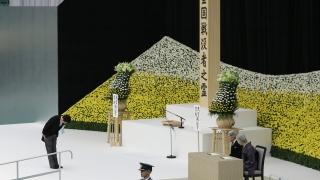 Ужасите на войната никога повече не трябва да се повтарят, обяви японският премиер
