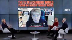 Мадлин Олбрайт иска силна намеса на САЩ в стратегическите Балкани