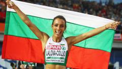 Ивет Лалова убедително се класира за полуфиналите на 200 метра