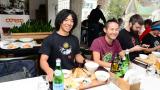 Барабанистите от Ямато показаха тайната си рецепта за издръжливост