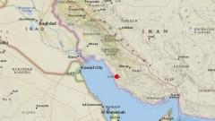 Земетресение удари недалеч от атомна централа в Иран
