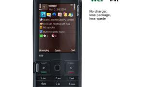 Nokia N79 Eco - без зарядно и с по-малка опаковка