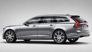 Volvo започна производството на новото си голямо комби