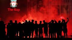"""Масови арести след шампионските празненства пред """"Анфийлд"""""""
