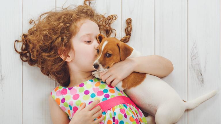 Защо всяко дете се нуждае от домашен любимец
