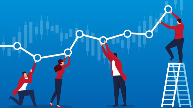 3.1% по-висок Брутен вътрешен продукт през 2018 г.