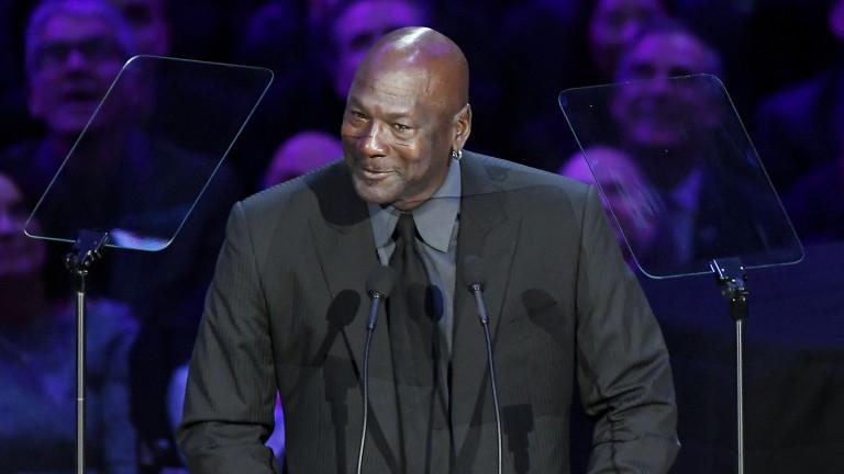 Майкъл Джордън ще дари 100 милиона долара за битката срещу расизма