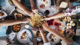 Какво можем да ядем с ръце