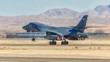 САЩ изпратиха бомбардировачи B-1B Lancer в Норвегия за пръв път