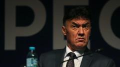 Бербо пак критикува Михайлов: Днес деловодството на БФС не работи. Утре дезинфекция ли ще има?
