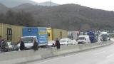 Всички гранични пунктове с Гърция са затворени