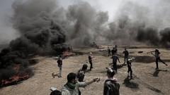 Палестинците се готвели за масов щурм на границата с Израел