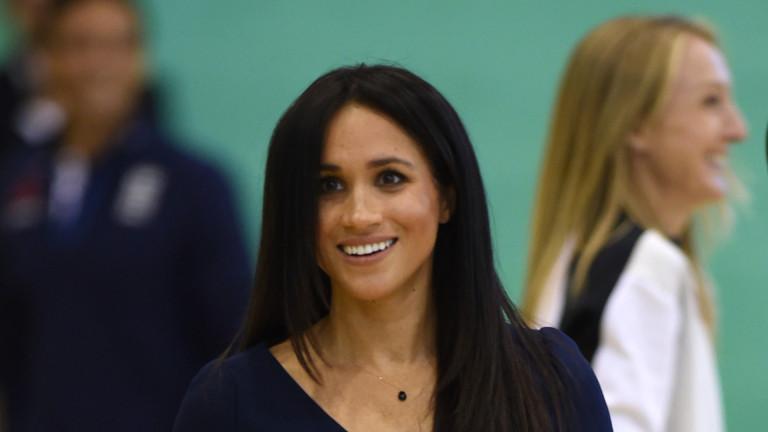 Вчера принц Хари и Меган Маркъл присъстваха на поредното благотворителносъбитие.