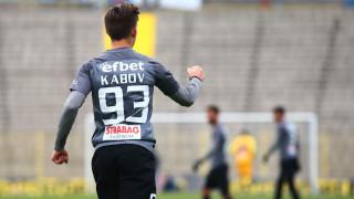 Юношата на Левски Атанас Кабов е сигурен за Локомотив (Пд)