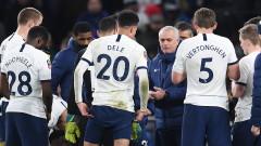 Футболисти на Тотнъм разочаровани от мениджъра и съотборниците си