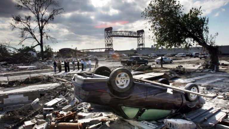 Щетите от бедствията през 2017-а са рекордни в историята на САЩ