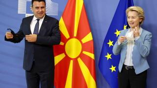 Брюксел натисна София и Скопие да си решават проблемите, иначе Съветът на ЕС се намесва