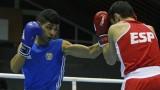 Стефан Иванов спечели квота за Световното първенство по бокс