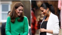 Как Меган и Кейт промениха правилата в Двореца