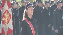 """Академията на МВР за първи път """"изкова"""" кадри специално за Гранична полиция"""